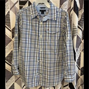 Youth size 6 Tommy Hilfiger button up